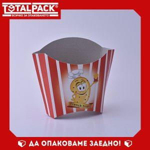 Кутия за картофки