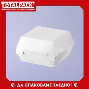 кутия за хамбургер