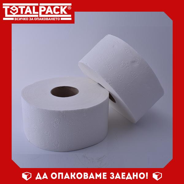 Тоалетна бяла хартия