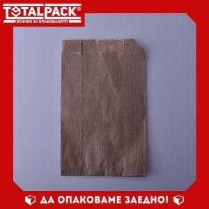 Хартиен Плик Кафяв 12/20см