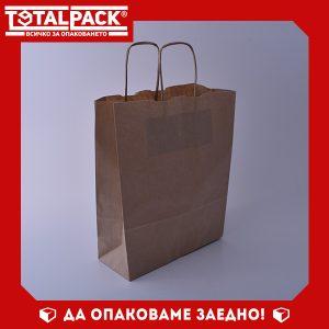 Хартиена чанта 20/25см