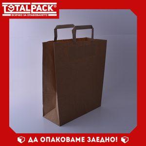 Хартиена чанта 28/33см
