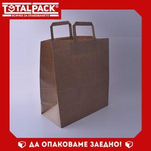 Хартиена чанта 32/37см