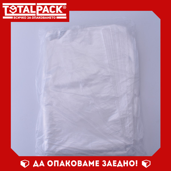 Плик LDPE 45/60см