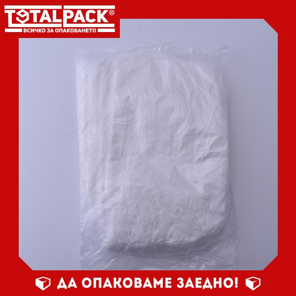 Плик HDPE 15/20см