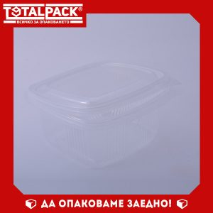 Термо кутия за храна с прикачен капак 500мл