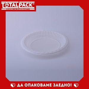 кръгла тарелка за храна малка