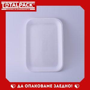Стиропорена тарелка 101L плитка