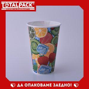 Картонена Чаша 350мл