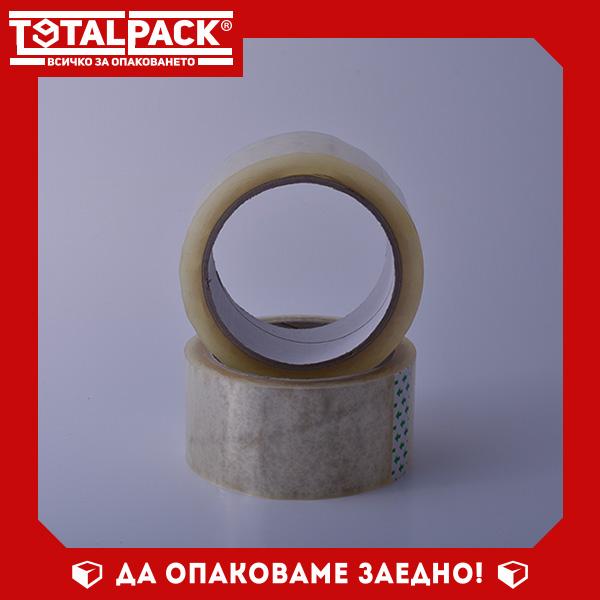 Тиксо Акрил Прозрачно 48мм/60м