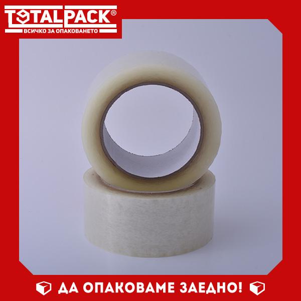 Тиксо Акрил Прозрачно 48мм/100м