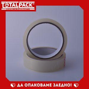 Тиксо Акрил Прозрачно 24мм/50м