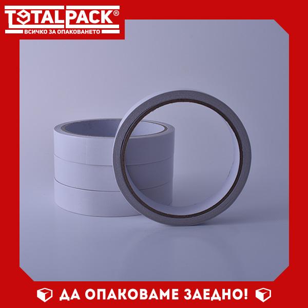Тиксо Двойно Лепящо 19мм/10м